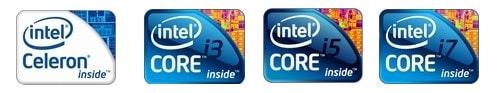 Список мобильных процессоров Intel® Core™ 1-го поколения